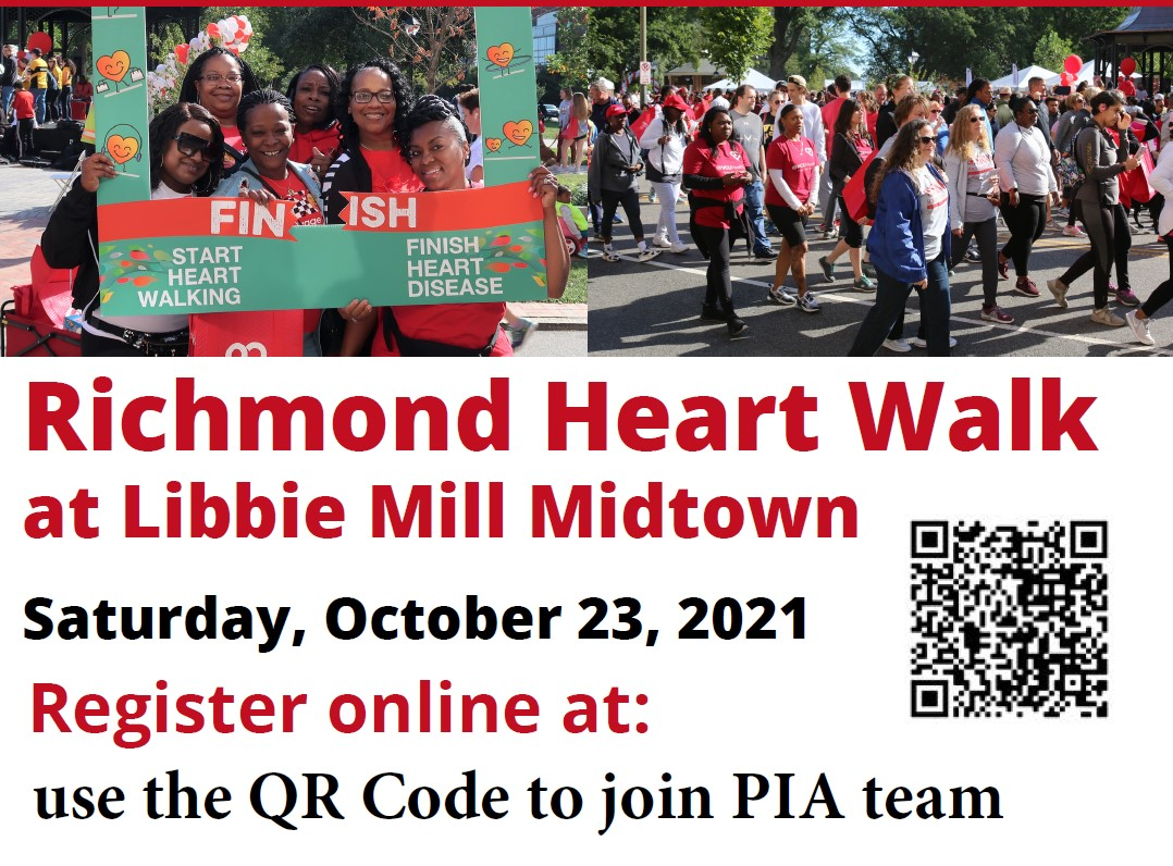 Richmond Heart Walk