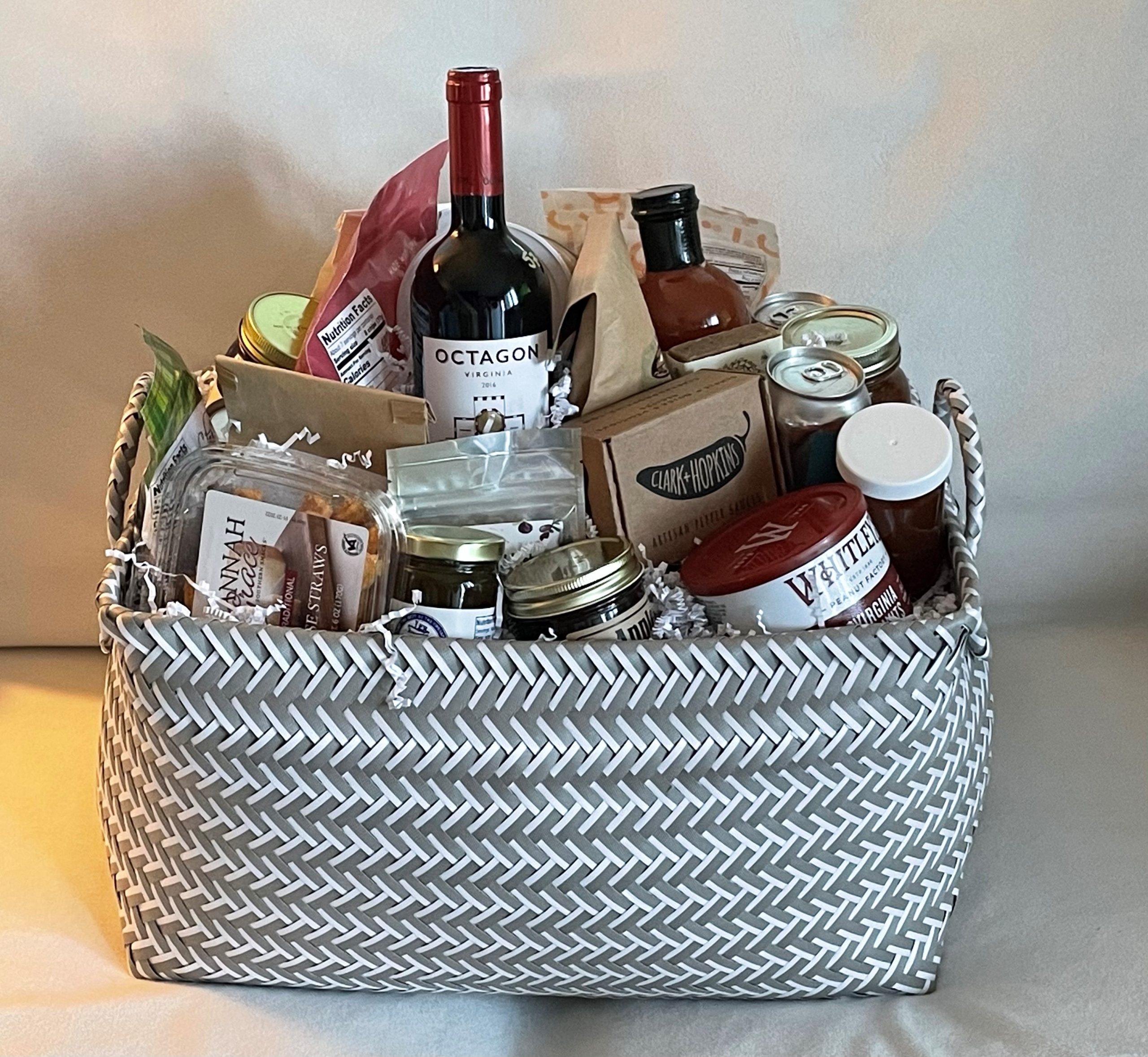 VA Products Basket Photo